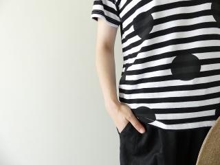 ボーダードットTシャツの商品画像17