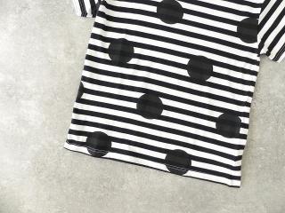 ボーダードットTシャツの商品画像19