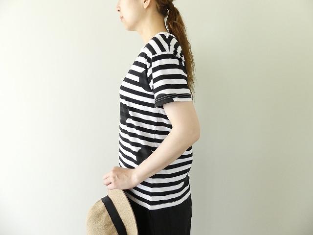 ボーダードットTシャツの商品画像4