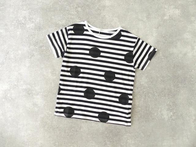 ボーダードットTシャツの商品画像8