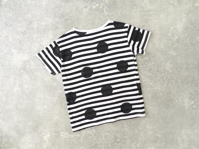 ボーダードットTシャツの商品画像9