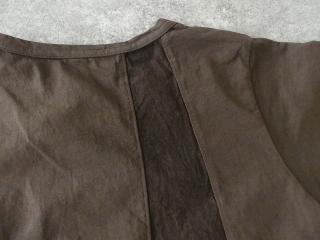 エーゲ海切り替え半袖ワンピースの商品画像19