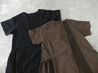 エーゲ海切り替え半袖ワンピースの商品画像21