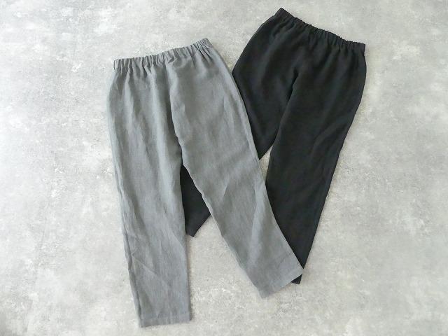 linen easy pants リネンイージーパンツの商品画像9