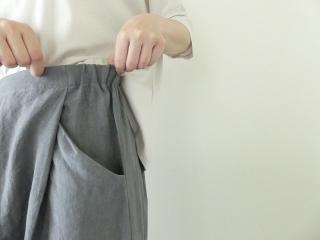 linen sarrouel pants リネンサルエルパンツの商品画像15