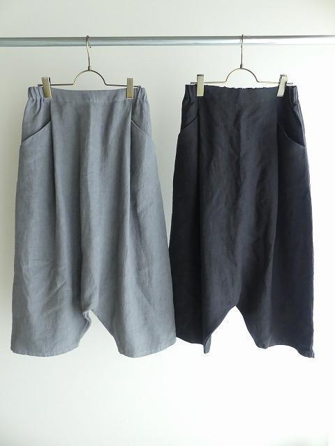 linen sarrouel pants リネンサルエルパンツの商品画像2