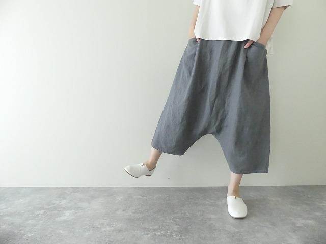 linen sarrouel pants リネンサルエルパンツの商品画像1