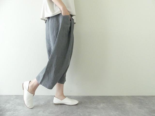 linen sarrouel pants リネンサルエルパンツの商品画像5
