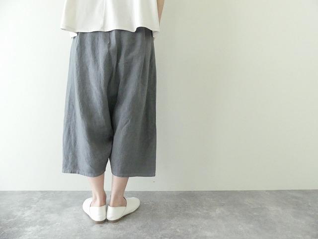 linen sarrouel pants リネンサルエルパンツの商品画像6
