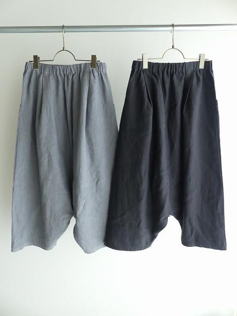 linen sarrouel pants リネンサルエルパンツの商品画像8