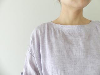 サマーリネンシャンブレーBigポケットTシャツの商品画像14