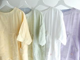 サマーリネンシャンブレーBigポケットTシャツの商品画像18