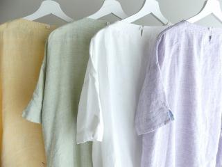 サマーリネンシャンブレーBigポケットTシャツの商品画像19