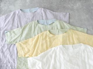 サマーリネンシャンブレーBigポケットTシャツの商品画像20