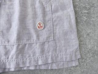 サマーリネンシャンブレーBigポケットTシャツの商品画像21