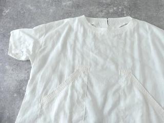 サマーリネンシャンブレーBigポケットTシャツの商品画像24