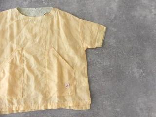 サマーリネンシャンブレーBigポケットTシャツの商品画像28