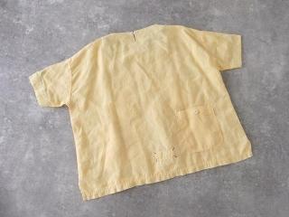 サマーリネンシャンブレーBigポケットTシャツの商品画像29