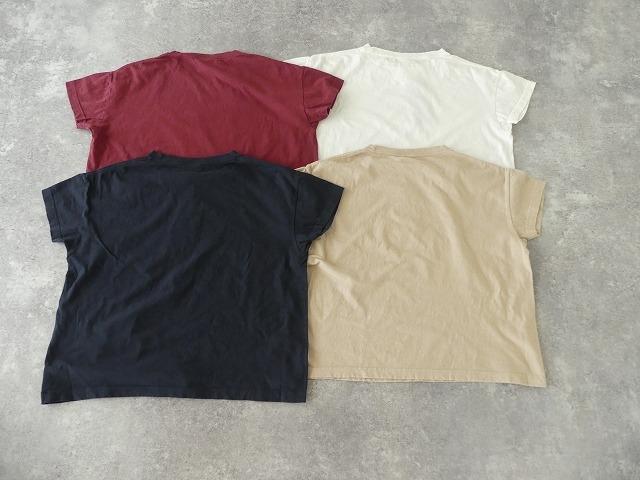 半袖マニッシュTシャツの商品画像8