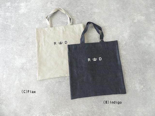 LINEN DENIM TOTE BAGの商品画像1