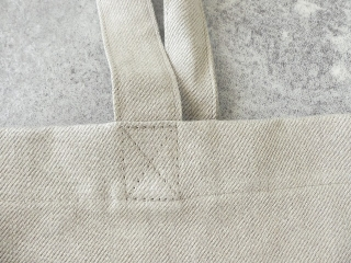 LINEN DENIM TOTE BAGの商品画像17