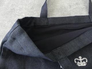 LINEN DENIM TOTE BAGの商品画像23