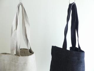 LINEN DENIM TOTE BAGの商品画像25