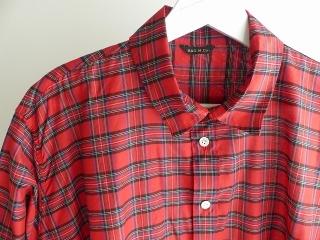 Cotton Silk DRAPE LONG SHIRTの商品画像14