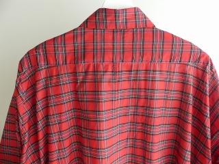 Cotton Silk DRAPE LONG SHIRTの商品画像15