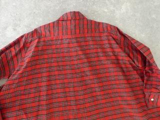 Cotton Silk DRAPE LONG SHIRTの商品画像25