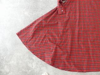 Cotton Silk DRAPE LONG SHIRTの商品画像26