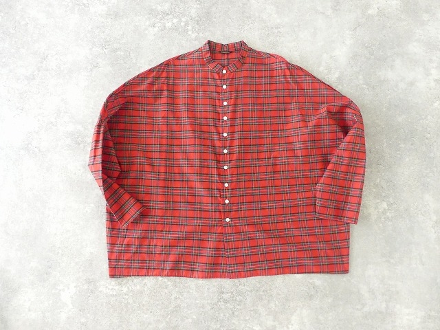 Cotton Silk BUGGY SHIRTの商品画像3