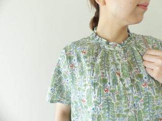 森のスタンドフリルシャツの商品画像14