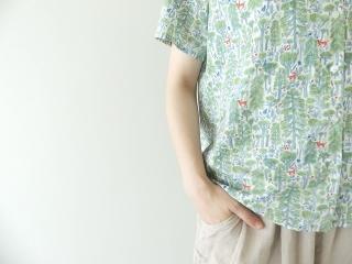 森のスタンドフリルシャツの商品画像15