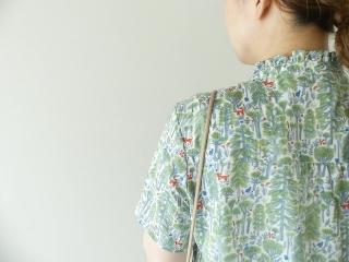 森のスタンドフリルシャツの商品画像17