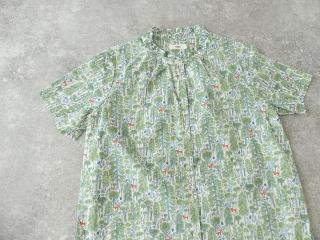 森のスタンドフリルシャツの商品画像19
