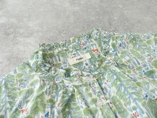 森のスタンドフリルシャツの商品画像21