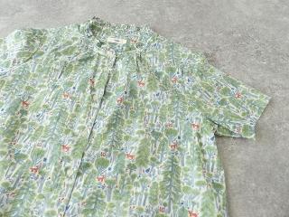 森のスタンドフリルシャツの商品画像22