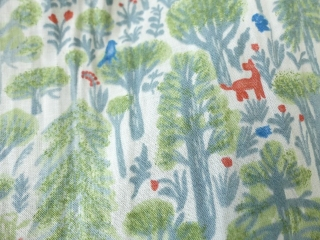 森のスタンドフリルシャツの商品画像24
