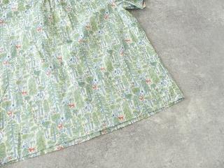 森のスタンドフリルシャツの商品画像29