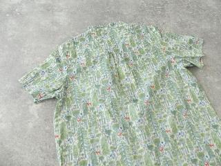 森のスタンドフリルシャツの商品画像30