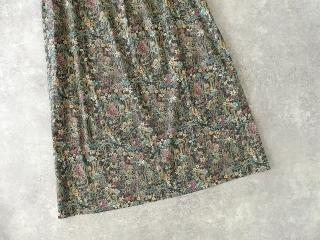 LIBERTY Wild Flowers リバティ ワイルドフラワーズ シャーリングネックワンピースの商品画像19