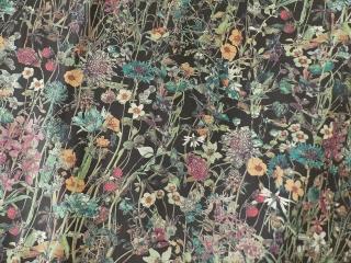 LIBERTY Wild Flowers リバティ ワイルドフラワーズ シャーリングネックワンピースの商品画像26