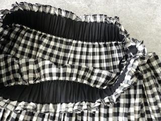 オーガニックエコギンガムプリーツスカートの商品画像19