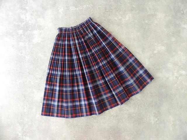 ビックチェックプリーツスカートの商品画像10