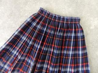ビックチェックプリーツスカートの商品画像16