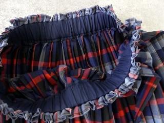 ビックチェックプリーツスカートの商品画像19