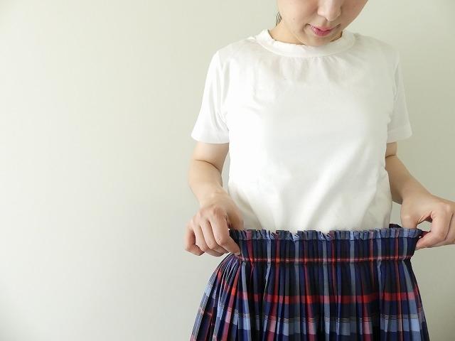 ビックチェックプリーツスカートの商品画像7