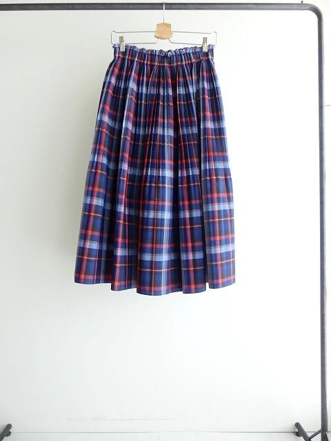 ビックチェックプリーツスカートの商品画像8