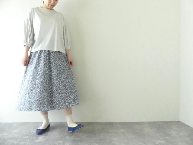 リバティエミリアスフラワーズ Emilias Flowers フレアースカートの商品画像1